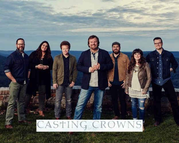 Casting crowns tour dates in Perth