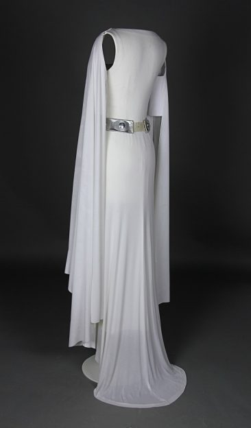 For Sale Fishers >> Star Wars Celebration 2017: Prop Store to showcase Carrie Fisher's Princess Leia's gown from 'A ...