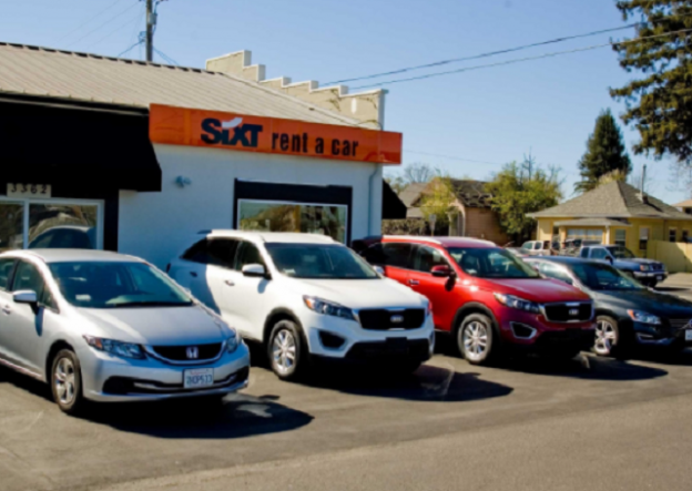 Sixt rent a car: Whether cabriolet, truck, limousine or holiday car, the German number one car rental has it at bargain rates!