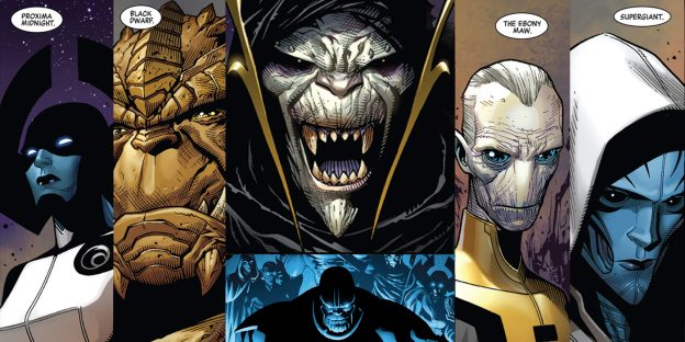 D23: Marvel screens 'Avengers Infinity War' trailer ... Guardians Of The Galaxy Thanos Actor