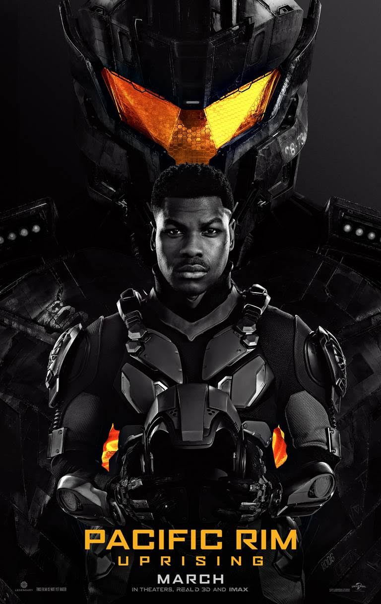 pacific rim 2017 movie poster - photo #2