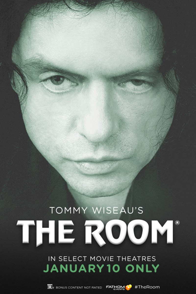 tommy wiseau�s �the room� returns to theaters january 10