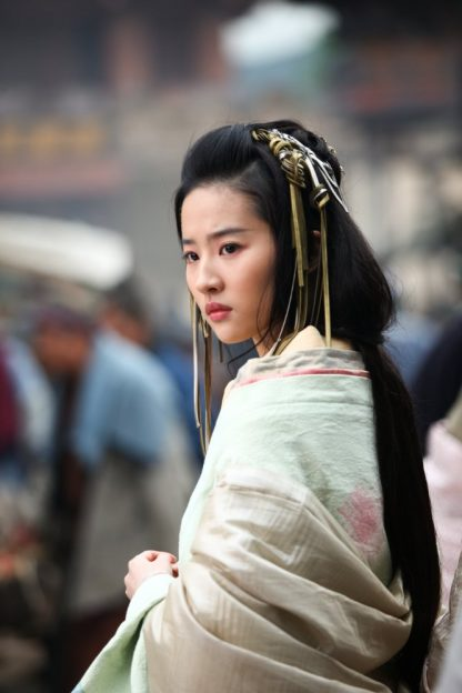Liu Yifei Pic >> Disney's live-action 'Mulan' will star Crystal Liu, aka Liu Yifei | The Global Dispatch | The ...