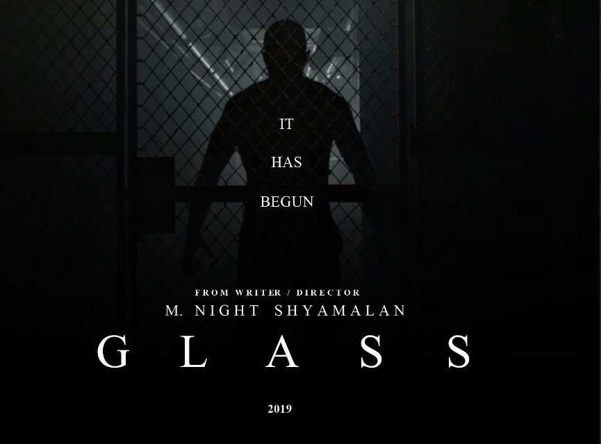 2019 Movie Poster Glass: M Night Shyamalan Pleased With 'gracious' Reaction To