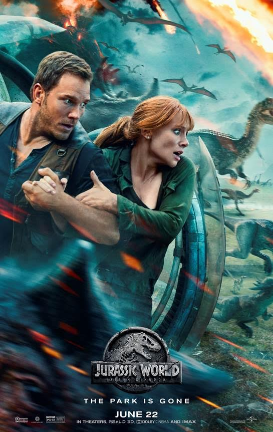 Jurassic World Trailer Reveals The Full Plot More