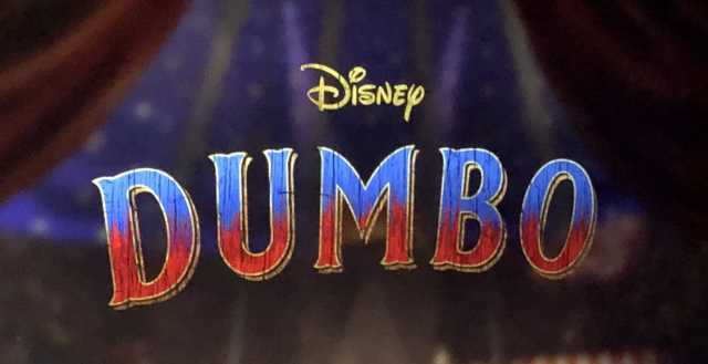 disney teases  u0026 39 dumbo u0026 39  with circus footage and the first