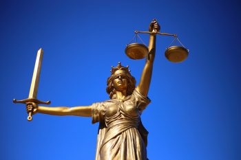 lady justice with scales