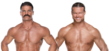 Bobby Roode and Dolph Ziggler