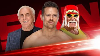 MizTV with Hulk Hogan and Ric Flair