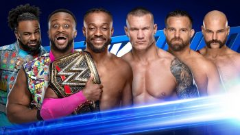 The New Day vs. The Revival and Randy Orton