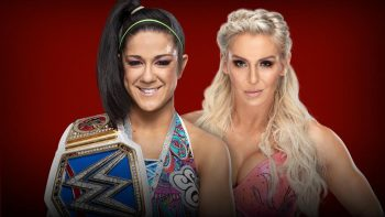 Bayley vs. Charlotte Flair for the SmackDown Women's Championship
