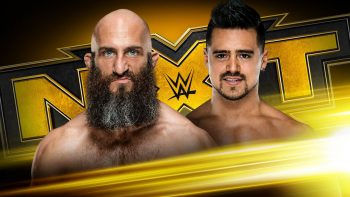 Tommaso Ciampa vs. Angel Garza
