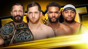 Undisputed Era vs. Street Profits for NXT Tag Team Championship