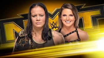 Shayna Baszler vs. Candice LeRae for NXT Women's Championship