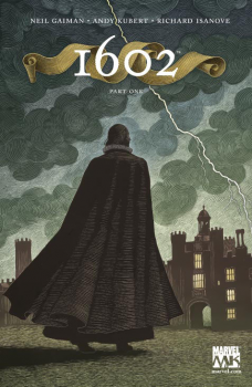 1602 comic book cover number 1
