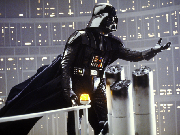 Vader's_revelation Luke I am your father Empire Strikes Back