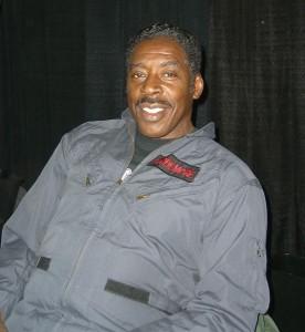 Ernie Hudson at the Big Apple Convention, Manhatten. October 17, 2009 Photo: Luigi Novi (nightscream) via Wikipedia