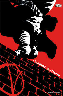 V for Vendetta graphic novel