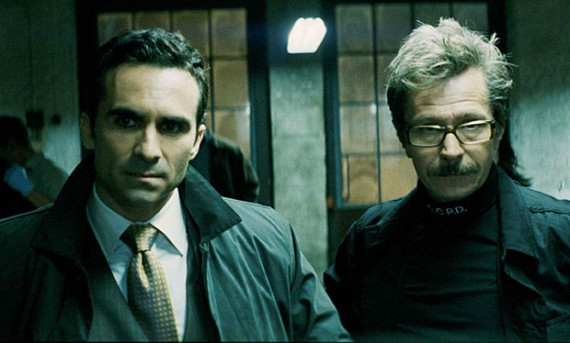 Nestor-Carbonell Gary oldman in Dark Knight photo