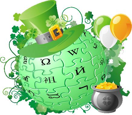 Photo/Towndown 2009 wiki logo for St Pattie's Day