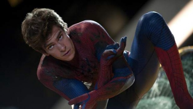 amazing spider-man photo Andrew Garfield no mask