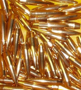 Bullets 243 caliber Berger