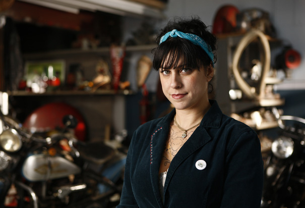 Danielle Colby-Cushman talks American Pickers, opening a