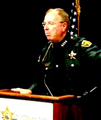 Grady Judd Polk County Sheriff