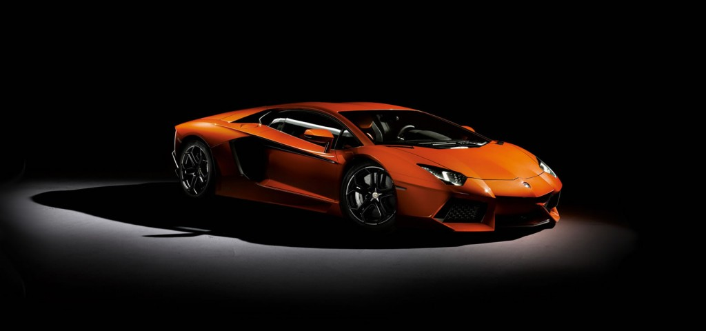 Lamborghini Aventador   Photo from Aventador.com