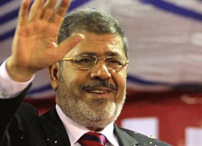 Mohammed Morsi Egyptian President Muslim Brotherhood