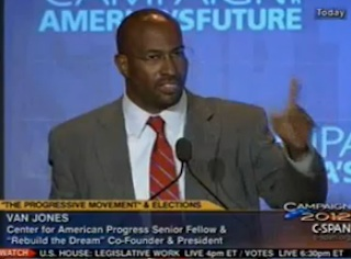 Van Jones keystone pipeline speech