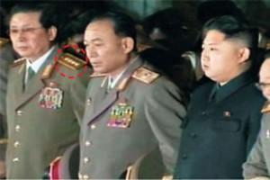 Jang Song Taek Kim Jong Un photo north korea
