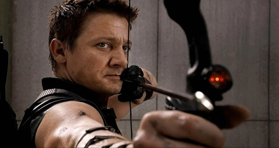 Jeremy Renner as Hawkeye photo/Marvel Studios