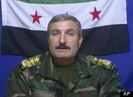 Syria Riad al Assad photo
