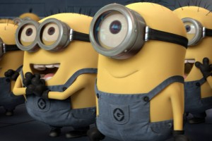 Minions will have their own film in 2014 photo/Universal Pictures