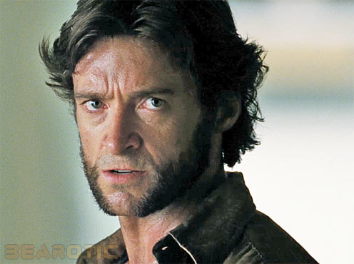 wolverine facial hair style hugh jackman discusses wolverine s time travel in 7215 | Hugh Jackman Wolverine photo
