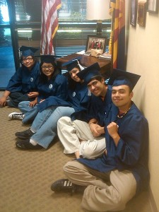 """Dreamers"" at a sit in at John McCain's office in 2010 photo/Dreamer movement"