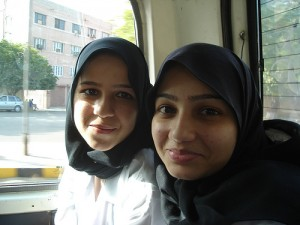 Middle Eastern girls are increasling at risk of FGM in the US, says new report photo Zainub Razvi