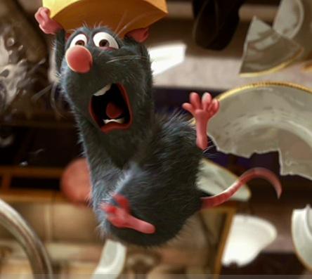 """Ratatouille"" photo Remy the rat photo/Pixar"