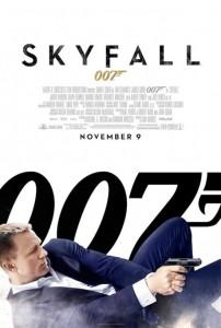 New Skyfall poster