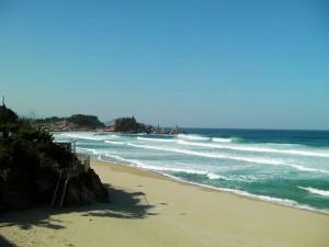 Samcheok Beach, Galcheon-dong, Samcheok City
