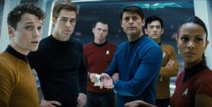 Star Trek 2009 film cast photo