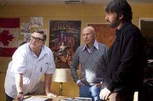 Ben Affleck (right) got snubbed, no Best Director nod?
