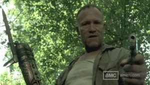 Michael Rooker praises his co-star