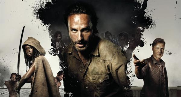 The Walking Dead season 3 banner