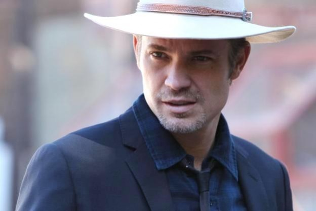 Timothy Olyphant FX Justified photo