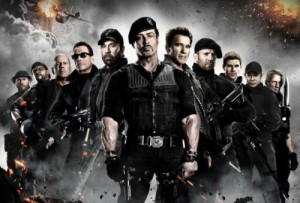Expendables casting photo