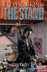 The Stand Mike Perkins cover comic book