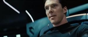 Benedick Cumberbatch Star Trek Into Darkness