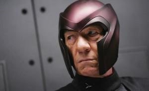 Ian McKellen as Magneto in X-Men